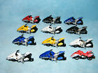 POWER RANGERS DINOTHUNDER SMALL DIECAST CARS 13 TO CHOOSE FROM