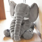 Cute Soft Pillow Elephant Children Plush Toy Doll Baby Kids Nose Cushion Lumbar