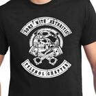 Sons of Anarchy spoof - Sons With Arthritis  Tee T-Shirt - up to 5x