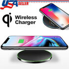 OEM Genuine Qi Wireless Fast Charger Rapid Charging Pad For i Phone X 10 8 Plus