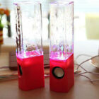 Music Fountain Light Dancing Water Laptop Phone Desk Stereo Desktop Decorations