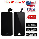 Black For iPhone 5C A1532 LCD Touch Digitizer Screen Full Assembly Replacement