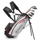 TAYLORMADE JUNIOR K40 PHENOM 6 PIECE JUNIOR SET W/BAG AGES 5-8 - NEW 2017