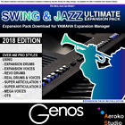 GENOS - Swing & Jazz Styles Expansion Pack Download for YEM V2.5