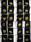 Small Dice Bags 2.5x 3.5 Multilisting 12 types Mythical Creatures D&D RPG