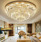 Modern Fashion K9 crystal ceiling lamps LED chandeliers Lighting Fixture Pendent