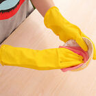Kitchen Washing Gloves Long Waterproof Glove Rubber Latex Dish Cleaning Tools