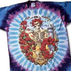 GRATEFUL DEAD-BERTHA 30TH ANNIVERSARY-2 Sd TIE DYE TSHIRT M-L-XL-XXL,3X-4X-5X-6X