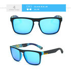 DUBERY Polarized Sunglasses Women/Men Square Cycling Sport Driving Fishing UV400 New with tags