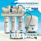 best water filter to remove fluoride - Best 5 Stage 75GPD RO Water Filter System 1:1 Ratio +Full Filter Remove Fluoride
