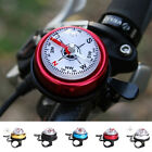Bike Bicycle Invisible Bell Aluminum Loud Sound Compass Handlebar Safety PLZY