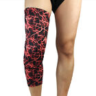 Safety Knee Pads Fitness Sports Comfortable Knee Calf Leg Honeycomb Pad M-XL
