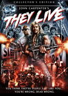 72420 THEY LIVE 1988 John Carpenter Rowdy Roddy Piper FRAMED CANVAS PRINT UK