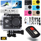 Ultra 4K Full HD 1080P Waterproof Sport Camera WiFi Action Camcorder Go^As^ Pro
