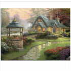 DIY 5D Diamond Embroidery Painting  Cross Stitch Christmas Home Decor Craft GX