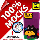 Mocks Cow Mobile Phone MP3 Sock Case Cover Pouch Sleeve for iPhone 4S 5 5C 5S SE
