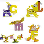 3D Animal Alphabet Model Paper Jigsaw Puzzle Kids Baby Preschool Learning Toys