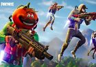 Fortnite Gaming Poster Print Wall Art A4 A3 A2 Xbox PS4 Gamer Online Geek 305