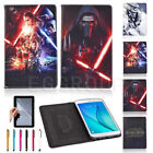 Star Wars The Force Awakens Smart Case Cover For Samsung Tab A/E/4/3 7''~10.1'' $3.61 CAD on eBay