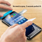 Curved Soft Full Screen Protector Film For Samsung Galaxy S8/S9 + Note 8 S7 Edge