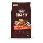 Castor and Pollux Organix Organic Chicken & Oatmeal Dry Dog Food