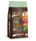 Merrick Grain Free Senior Real Chicken & Sweet Potato Recipe