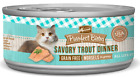 Merrick Purrfect Bistro Grain Free Savory Trout Dinner Canned Cat Food