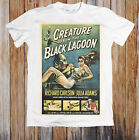 CREATURE FROM THE BLACK LAGOON 50's RETRO MOVIE POSTER UNISEX T-SHIRT