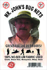 Mr. John's Bug Net for Hats