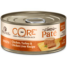 Wellness CORE Grain Free Natural Chicken, Turkey and Chicken Liver Smooth Pate W