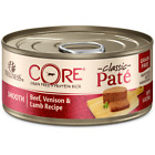 Wellness CORE Natural Grain Free Beef, Venison and Lamb Smooth Pate Wet Canned C