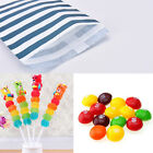 yellow candy buffet - 25/50pcs Sweet Bags Paper Candy Buffet Pick Mix Wedding Party Gift Food Bags GX