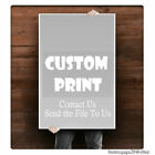 customize your own poster - Custom Printed Your Own Design or Graphic Photo Silk Poster 24x36 Brand New