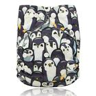 Quality Affordable All-in-One Reusable Cloth Diaper Unisex