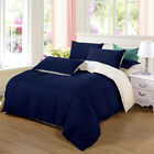 Duvet Flat Bedding Cover Set Classic Style Bed Sheets Pillowcases For Home Hotel image