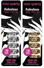 Miss Sporty Fabulous Nail Patches - with 10 Self Adhesive Patches