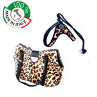 TRE PONTI DOG harness for Small Dog + Bag Animalier Leopard FASHION