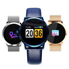 Women Man Q8 0.95 OLED Color Screen Blood Pressure Heart Rate Smart Watch USA