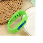 1Pc Silicone Mosquito Repellent Bracelet Wrist Band Natural Protect Outdoor Camp