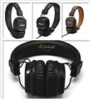 New Marshall Major II Bluetooth Remote MIC Headphones Noise Deep Bass Headset