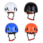 Climbing Caving Hard Hat Safety Helmet Heightwork Rescue Kayaking Abseiling Cap
