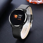 NEWWEAR Q8 Smart Watch OLED Display Bluetooth Heart Rate Monitor Fitness Tracker