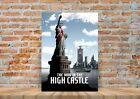 The Man In The High Castle TV Show Poster or Canvas Art Print - A3 A4 Sizes