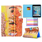 """For iPad Mini 1 2 3 4 Tablet 7.9"""" Inch Leather Case Magnetic Wallet Stand Cover"""