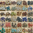 Kyпить Wholesale Natural Gemstone Round Spacer Beads Jewelry Making 4mm 6mm 8mm10mm DIY на еВаy.соm