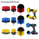 1/3Pcs/Set Cleaning Drill Brush Wall Tile Grout Power Scrubb