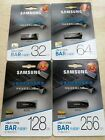 Samsung 32GB 64GB 128GB USB 3.1 Memory Flash Drive Bar Stick 200M/s Bar Thumb 4K