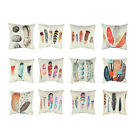 types of pillow filling - 95 Types Cotton Pillow Case Waist Throw Cushion Cover Home Sofa Decor 43*43cm