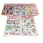 3D Embellishment and Stickers for Girls