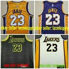 NEW Lakers LeBron James #23 Basketball Jersey NBA Los Angeles LA Collectible on eBay
